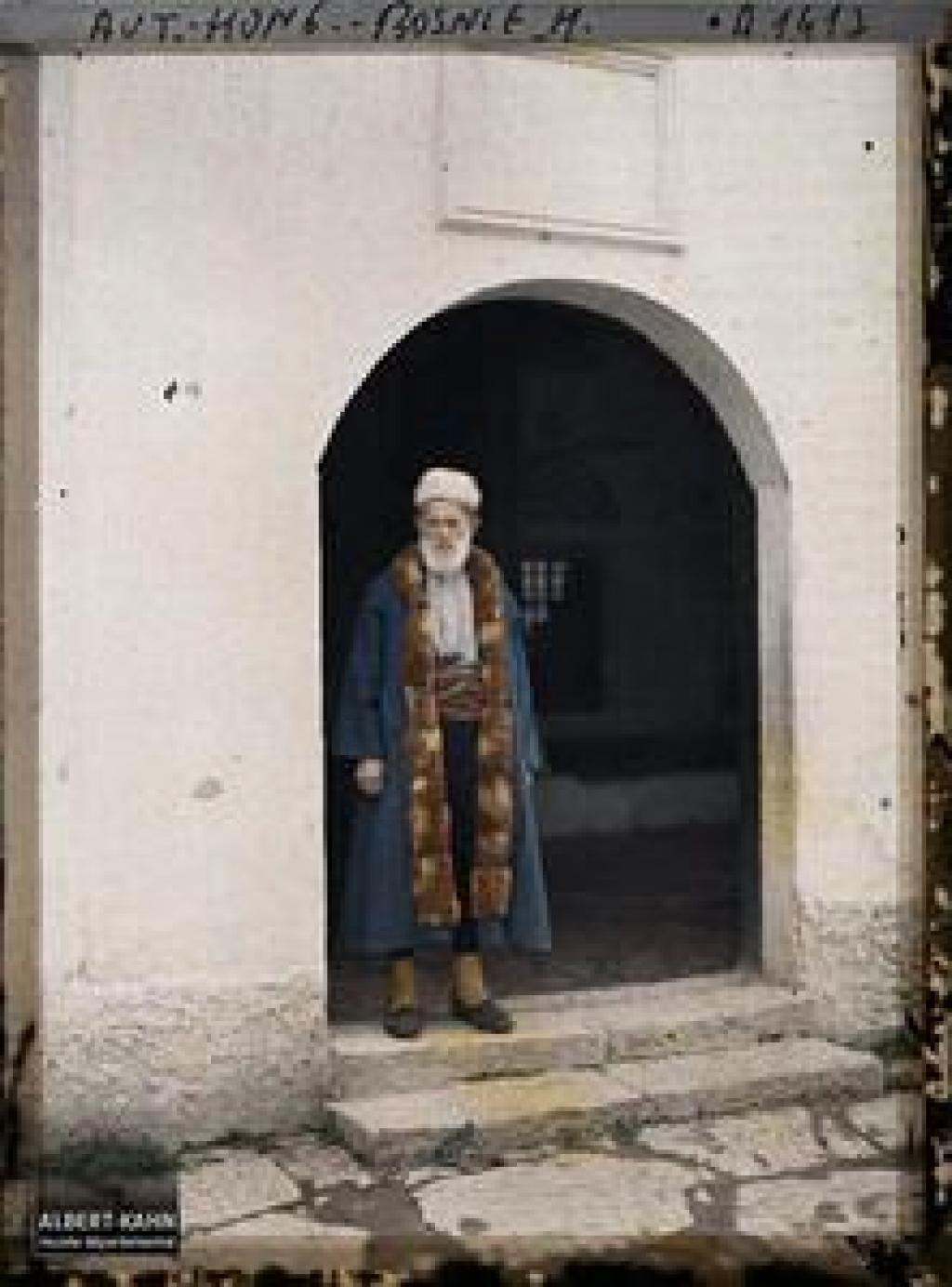 Prve fotografije Bosne i Hercegovine u boji i čudesni svijet Alberta Kahna