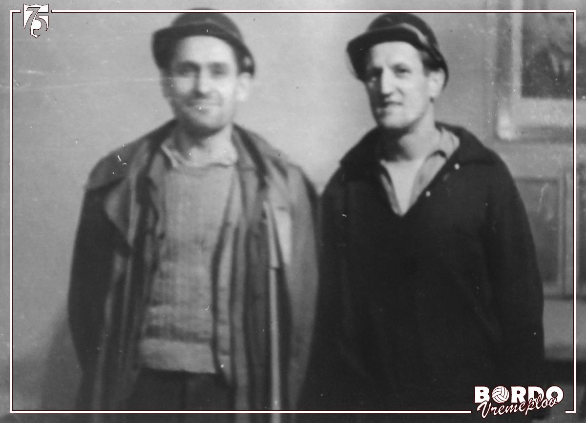 Alija Sirotanović i Miroslav Brozović